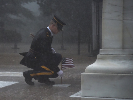 MEMORIAL DAY:  A MOMENT TO PRAISE, THINK AND REMEMBER