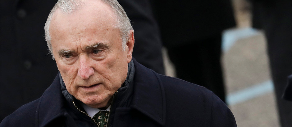 Ex-NYPD commissioner Bill Bratton slams bail reform as 'a disgrace'