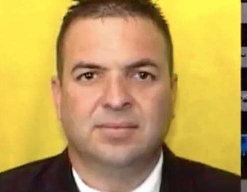 Agent Alfred Zanyet Pérez