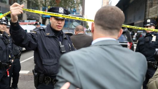 Big cities are posing a major threat to the economy by ignoring minor crimes
