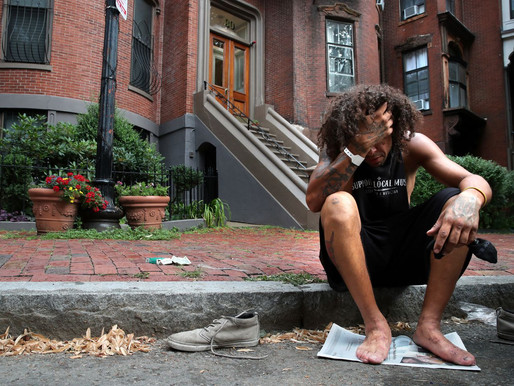 Tensions flare as homeless and drug users spread into South End
