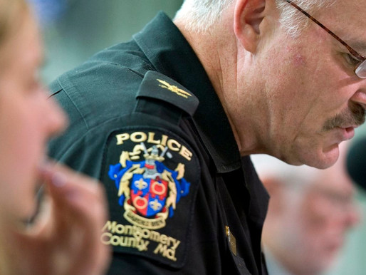 Longtime Montgomery County Police Chief J. Thomas Manger will retire in April
