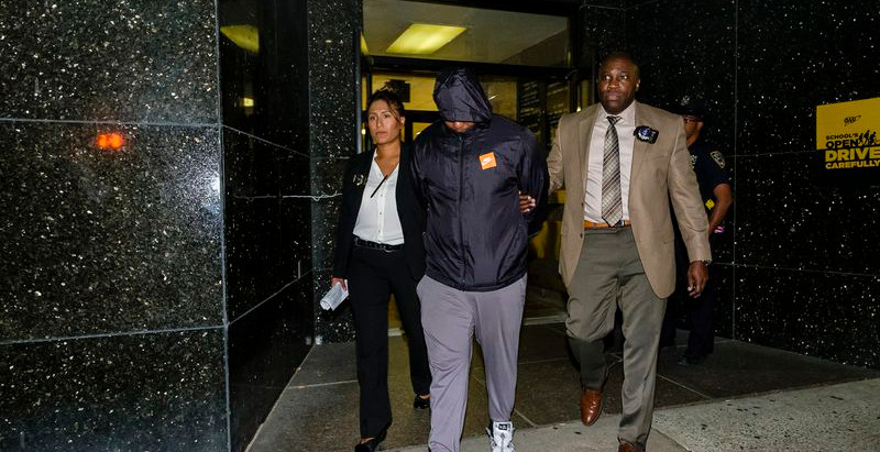 Despite three arrests while on parole, ex-con was free to commit horrific rape in Queens, say police