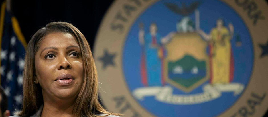 Progressive AG Letitia James warns about New York's coming criminal justice disaster