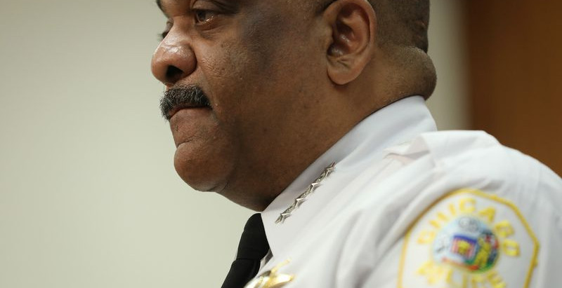 Chicago's top cop says he's also 'deeply troubled' about city gun crime database, in fiery letter