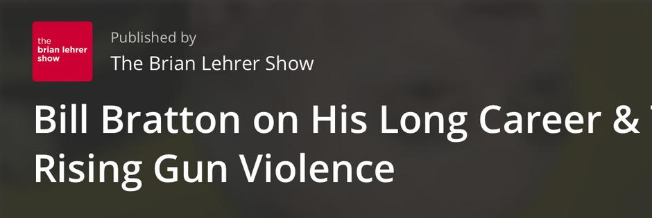 WNYC: On the Air with Brian Lehrer