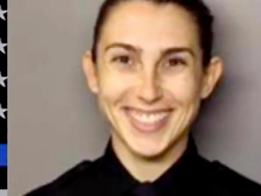 Police Officer Tara O'Sullivan