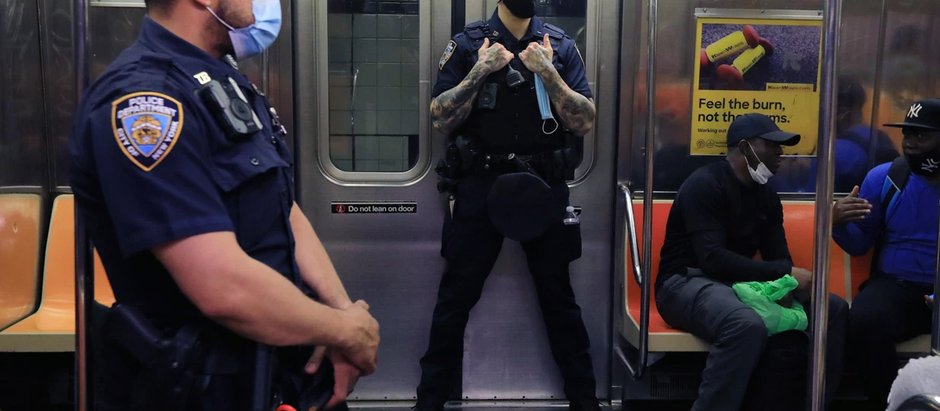 NY Post: Subway crime rate drops closer to pre-COVID levels after police surge