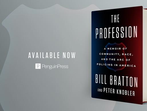 LA Times: Bill Bratton talks L.A. police, George Floyd and his memoir