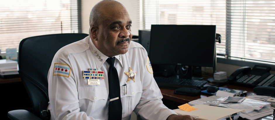 Chicago Police Superintendent to Retire. He Guided a Department in Crisis.