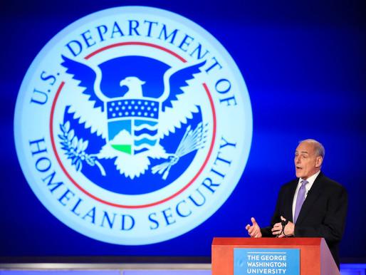 Jeh Johnson: Mr. President, we need a secretary of homeland security