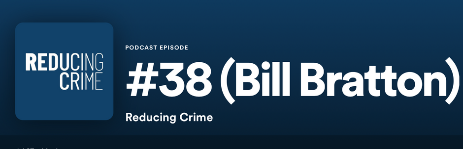 Podcast: Reducing Crime