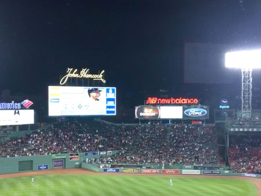 Drone buzzing Fenway Park a 'wake-up call' for Congress to act