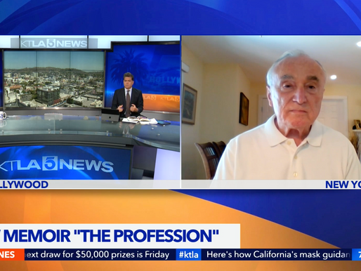 KTLA: Former LAPD Chief Bill Bratton on his new book 'The Profession' | Policing in Los Angeles