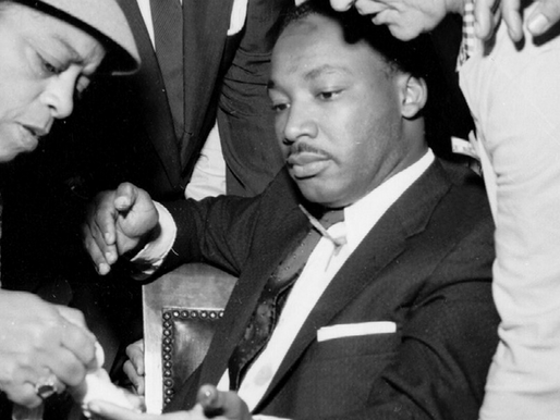 Before 'I Have a Dream,' Martin Luther King Almost Died. This Man Saved Him.