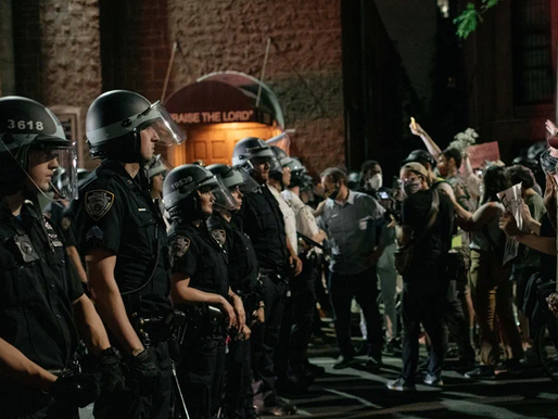 Policing on the Brink: A Conversation with William Bratton
