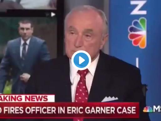 The Firing of NYPD Officer Daniel Pantaleo