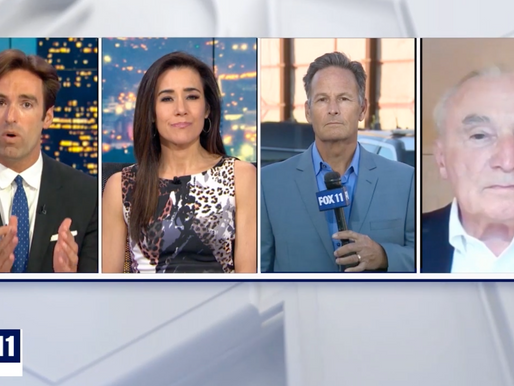 Fox 11 Los Angeles: Bill Bratton on Policing in L.A. | 'The Profession'