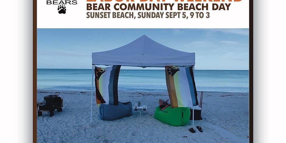 LaBear Day Beach Gathering