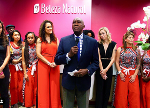 Beleza Natural Harlem, NY Grand Opening - 09/2018