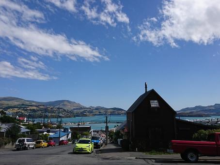 ポート・クーパーと呼ばれていたリトルトン港
