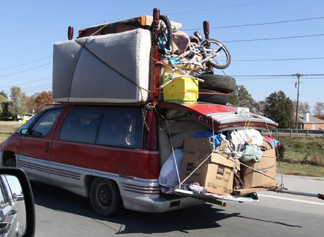 8 Tips for a Less Stressful Move