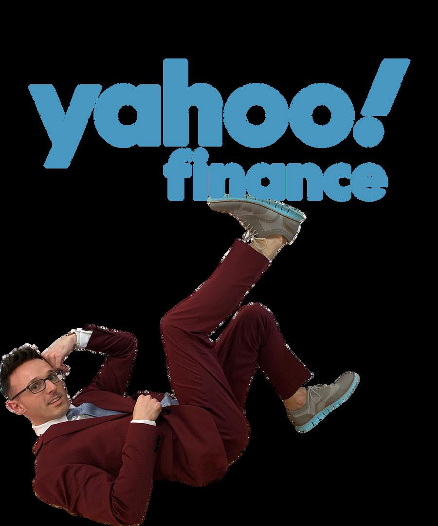 Travis Carroll and Yahoo Finance