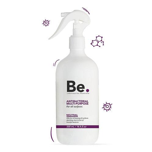 Antibacterial Multi-Purpose Cleaner Neutral 500 ml