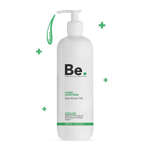 Hand Sanitiser Green Lush 500