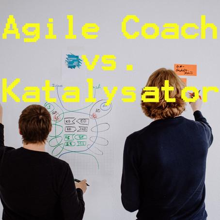 5 Unterschiede zwischen selbstgesteuerter und agiler Organisation - Agile Coach & Katalysator
