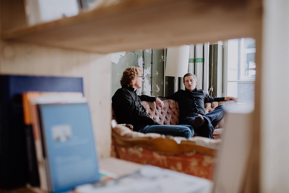 Gebhard Borck & Joan Hinterauer, Foto: Chris Kreymborg