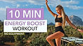 ENERGY BOOST WORKOUT