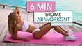 Pamela Reif Brutal Ab Workout