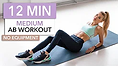 Pamela Reif Medium Ab Workout