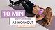 Pamela Reif Beginner Ab Workout