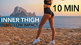 inner thigh low impact