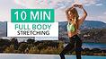 Pamela Reif Workout full body stretching