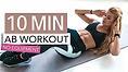 Pamela Reif Ab Workout