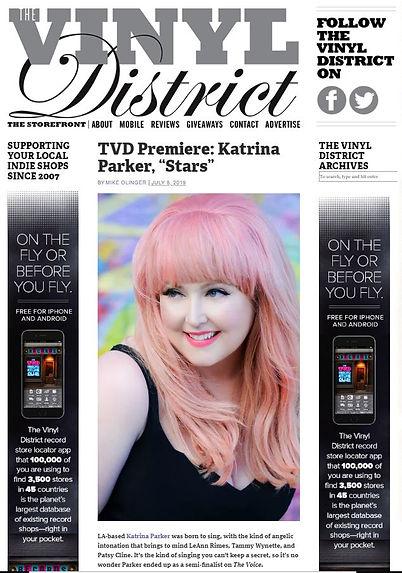 Vinyl District Premier Screenshot 7.9.19