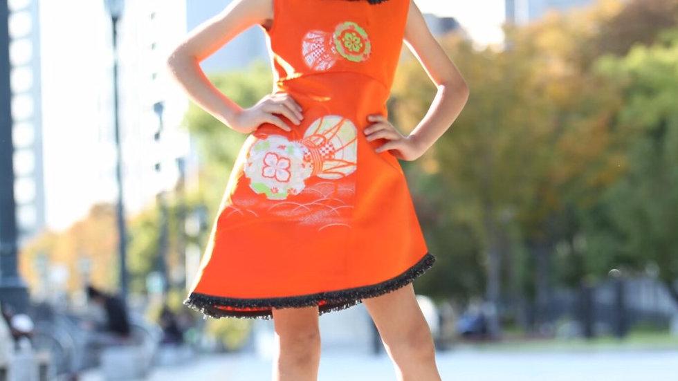 ワンピースオレンジ #0016