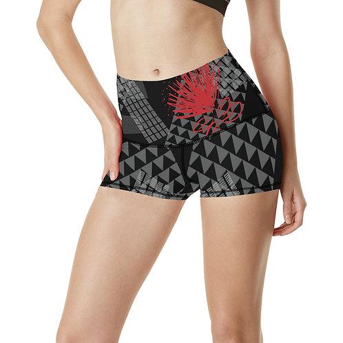 Yoga Short Shorts