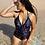 Thumbnail: Lace One-Piece Swimsuit