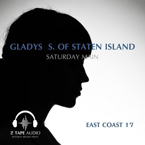 SATURDAY MAIN-GLADYS D. OF STATEN ISLAND