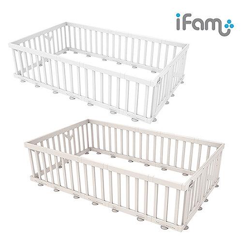 All New iFam Birch Babyroom Set 2.4 x 1.4m, Playpen & Playmat