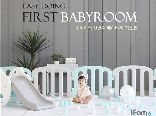 My First Babyroom Playpen - 1.4m x 2.0m
