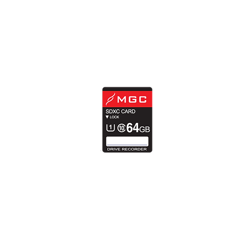 MGC-23 64GB SD CARD