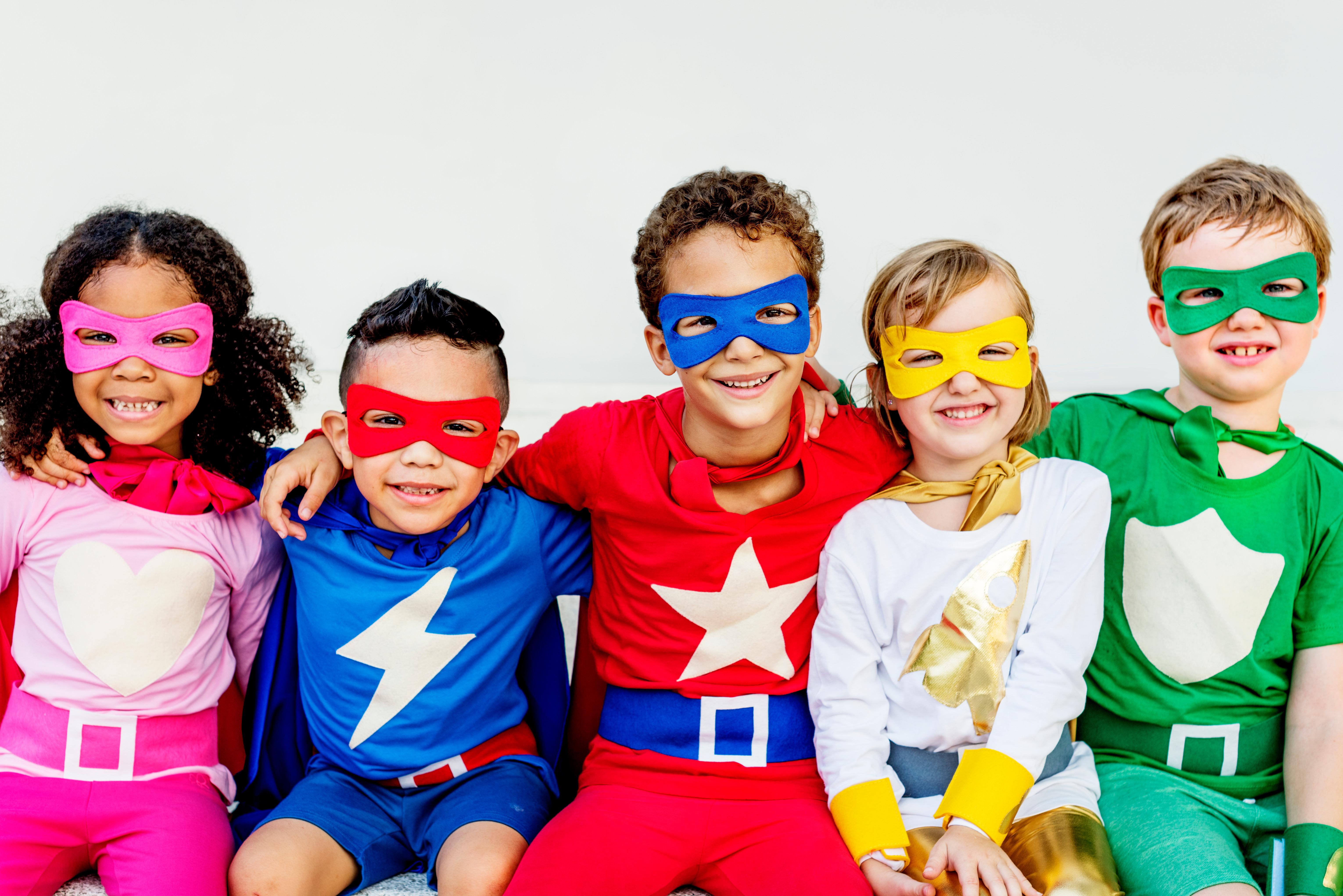 Super Kids! [Raising Grade 1-5] HQ