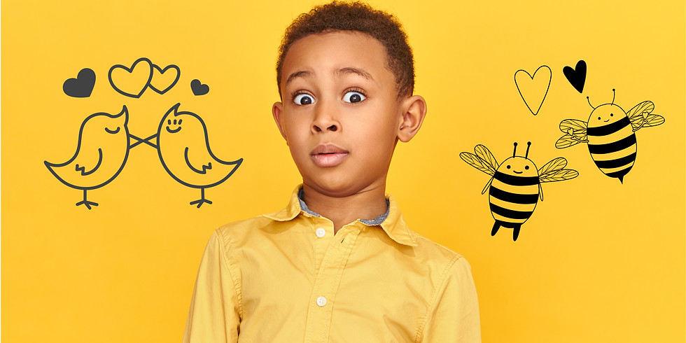 Birds & the Bees: Talking to Your Kids about Sex