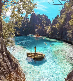 Caron, Palawan, Philippines