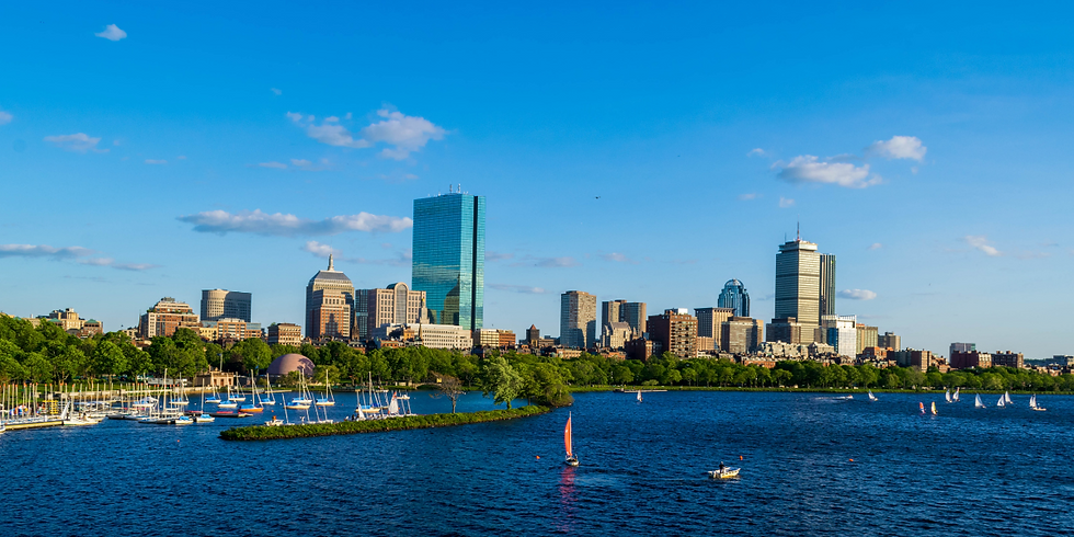 Netwalking on the Charles